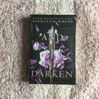 And I Darken – Kiersten White