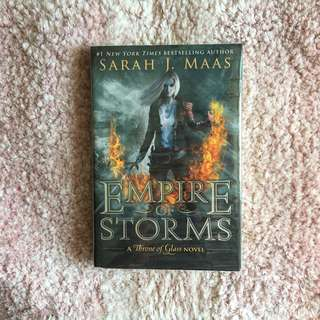 Empire of Storms – Sarah J Maas