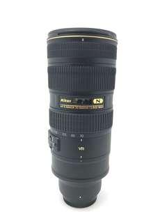 Nikon 70-200 VR II