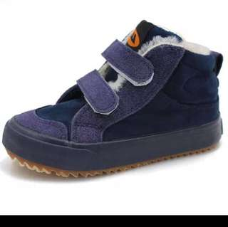 Kids Winter Boots, lined with fleece, brand new