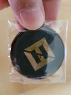 Foo fighters pin badge