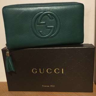 Gucci Soho Cellarius Wallet