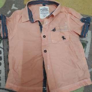 Poney Shirt 18-24m