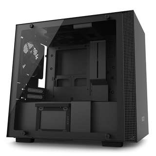 BNIB - NZXT - H200i (Black) Mini ITX Tower Case