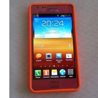 Samsung Galaxy S2 16GB PINK