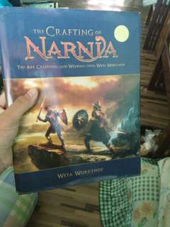 The book of narnia