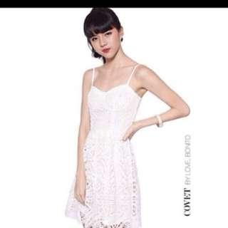 Love Bonito Covet Lace Dress