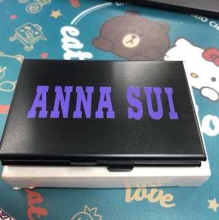 Anna Sui 咭片盒(包郵)