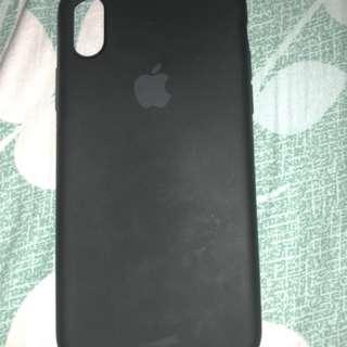 iPhone X 原裝case 黑色 99.9%new