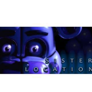 Five Nights at Freddy's: Sister Location (Normal Price S$8.50)