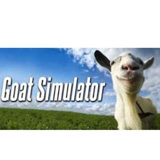 Goat Simulator (Normal Price S$10.50)