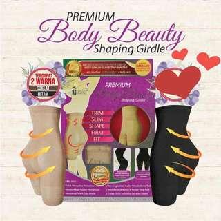 PREMIUM BODY BEAUTY SHAPING GIRDLE V'ASIA