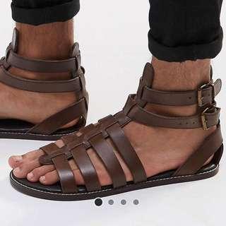 BNIB Men's Gladiator Sandals