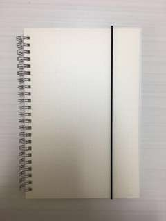 [INS] Minimalistic Simple A5 Sized Notebook (in Bujo/Dotted)