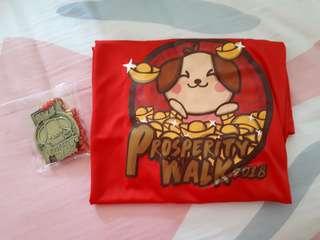 Propsperity Walk 2018 - Set