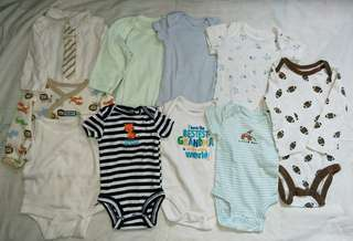 Newborn Clothes Take all