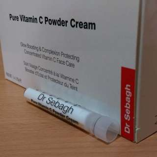 Brand New Dr Sebagh Pure Vitamin C Powder for Acne Spots/Whitening