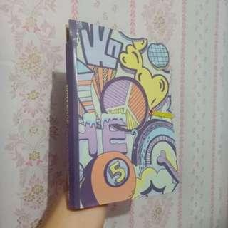 H07 Buku miniso