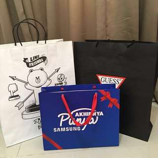 Paper Bag All Brands T&C