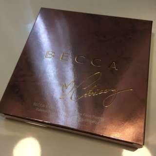 Becca x Chrissy Teigen Glow Face Palette Limited Edition
