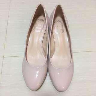 BN Nude pink Low Heels