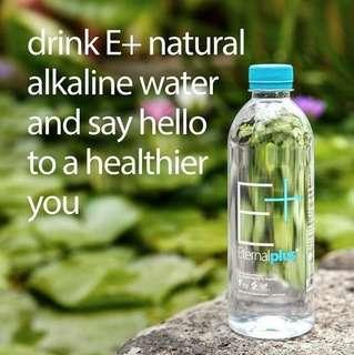 E+ETERNAL PLUS 500 ML NATURAL ALKALINE