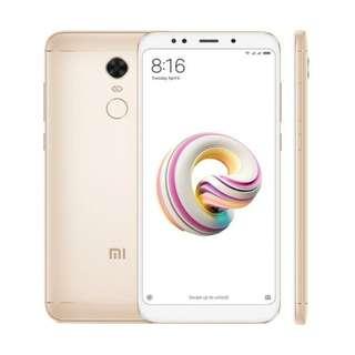 Cash Xiaomi redmi 5 plus 3/32GB garansi resmi TAM