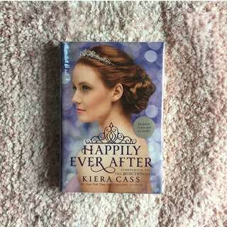 Happily Ever After – Kiera Cass