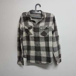 Wrangler Original Checkered Hitam Putih