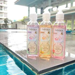 BUBBLE WASH (GEL MANDIAN TROPIKA) 230ML