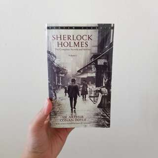 Sherlock Holmes The Complete Novels and Stories Volume I by Sir Arthur Conan Doyle
