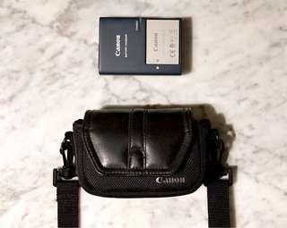 Canon Sling Case & Battery Pack for PowerShot S100
