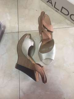 Aldo Wedges Dwelle nude
