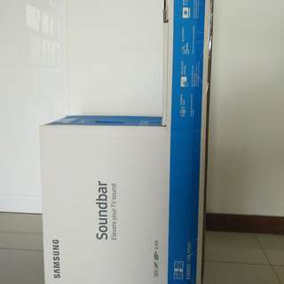 NEW Samsung Soundbar HW-M360