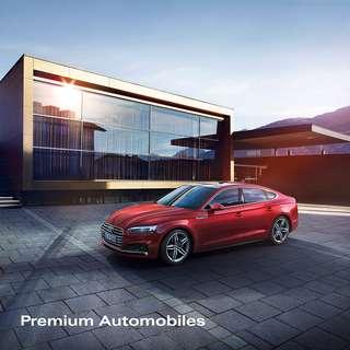 Audi A5 Sportback 2.0 TFSI S tronic (Design)