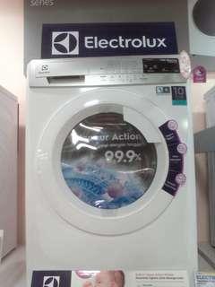 Cicilan mesin cuci electrolux tanpa kartu kredit proses cepat 3 menit promo 0% 6 bulan