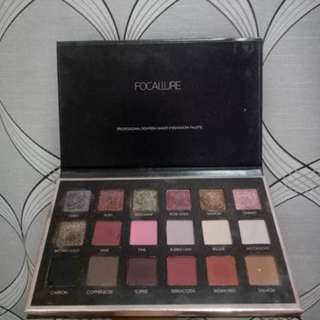 H07 Eye shadow palette Focallure