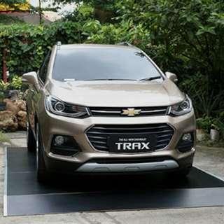 All New Trax 1.4L Turbo Premier AT