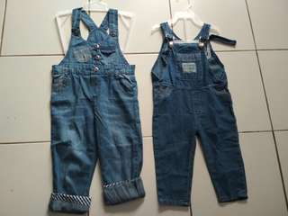 Overall import