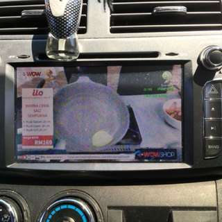 DVD Player Alza 8""