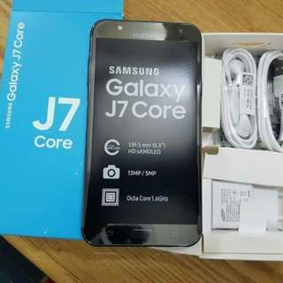 Samsung Galaxy J7 Core Cash dan credit