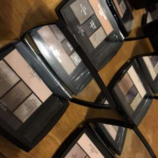 Lancome 5 colour design eyeshadow palette (Taupe craze)
