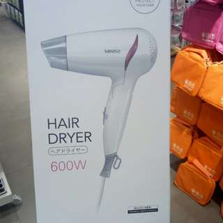 HAIR DRYER by Miniso