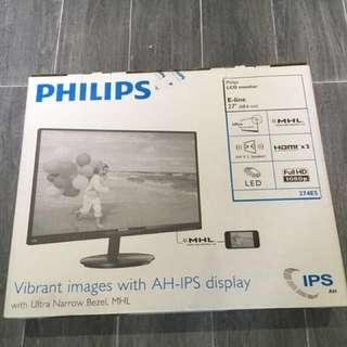 "27"" HDMI monitor"