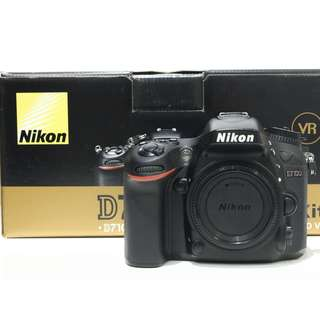Nikon D7100 DSLR Body Only (SC: 8K+)