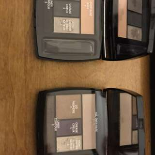 Lancome colour design 5 eyeshadow palette