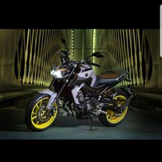 NEW YAMAHA MT09ABS PROMOTION SALE