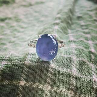 Customised bespoke jadeite ring~