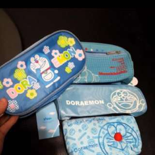 BN Doraemon Pencil Box