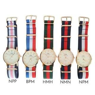 Jam tangan wanita daniel walington